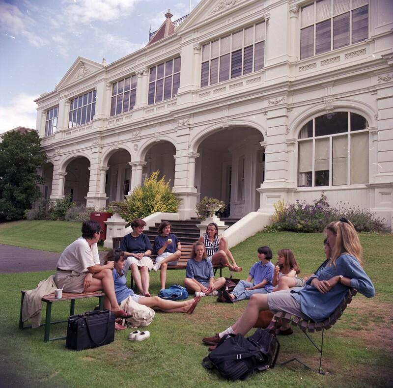 Toorak Campus, inherited from the Victoria College merger