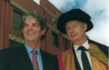 Professor John Hay