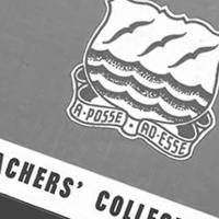 Geelong Teachers College 1950