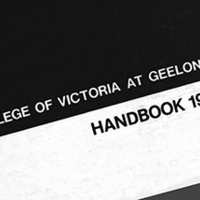 Geelong State College 1973
