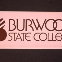 Burwood State College 1973