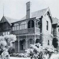 Mercer House 1921